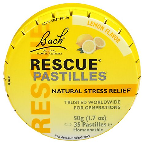 Rescue Remedy Pstlls Lmn - 50 Gm