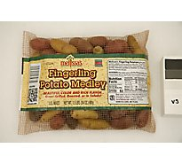 Potatoes Fingerling Medley - 1.5 Lb