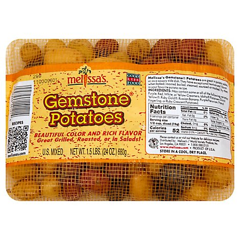 Potatoes Gemstone - 1.5 Lb