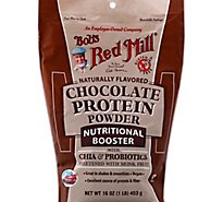 Bobs Red Mill Protein Powder Chocolate - 16 Oz