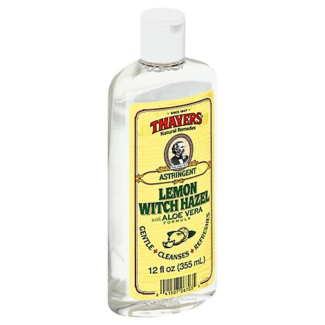 Witch Hazel Lemon - 12 Oz