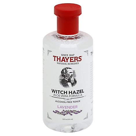 Witch Hazel Lavndr Alcfre - 12 Fl. Oz.