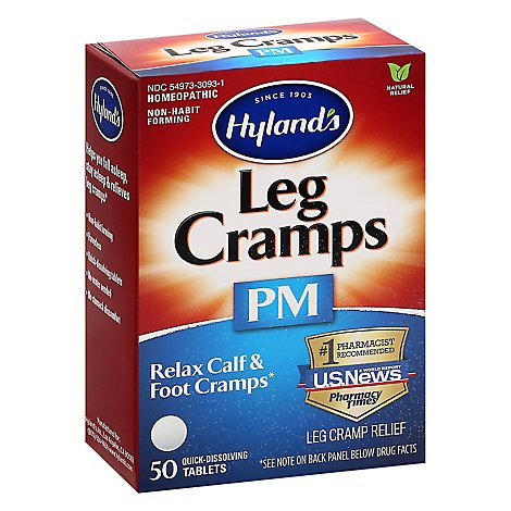 Leg Cramps PM - 50 Piece