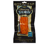 Ducktrap Atlantic Salmon Smoked Roasted Traditional - 4 Oz