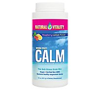 Vitamin Calm Rspbry Lmn - 16 Oz