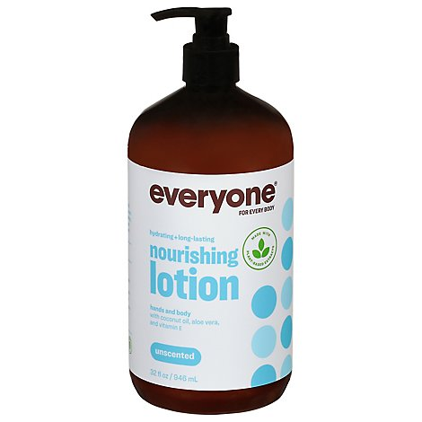 Lotion Unscented - 32 Oz