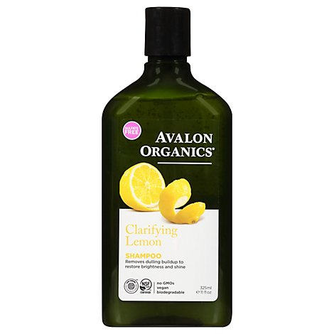 Shampoo Lemon - 11 Oz