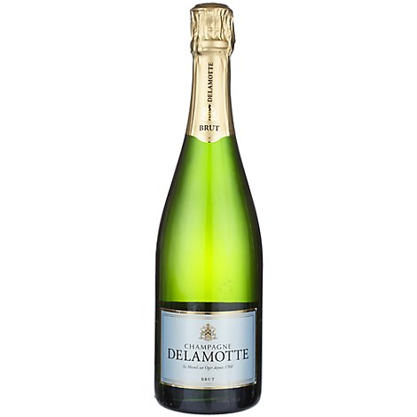 Delamotte Nv Brut Sparkling Wine - 750 Ml