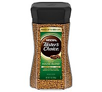 NESCAFE Tasters Choice Coffee Instant House Blend Decaf Jar  - 7 Oz