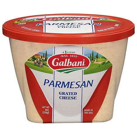 Galbani Imported Grated Parmesan Cheese - 8 Oz