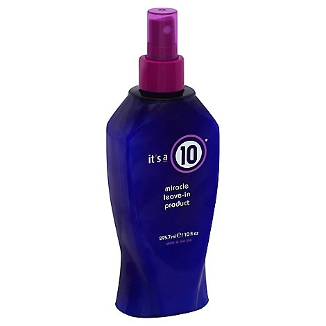 Its A 10 Leave In Conditioner - 10 Fl. Oz.