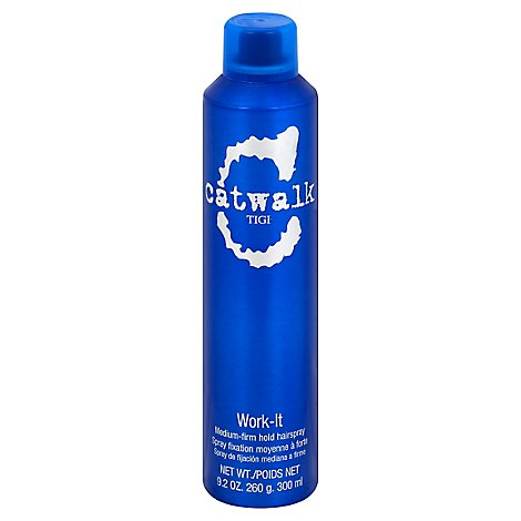 Tigi Catwalk Work It Hs - Oz
