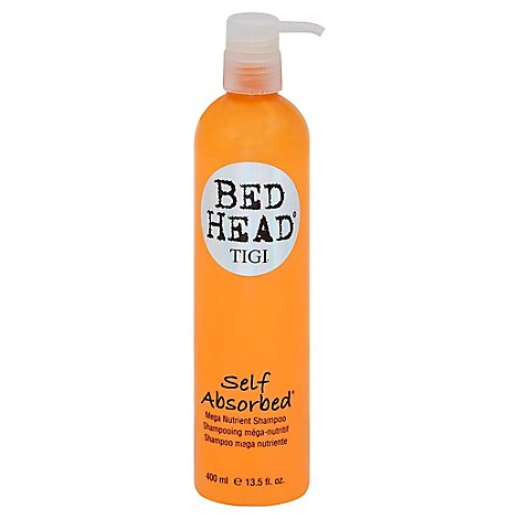 Tigi Bed Head Self Absorbed Shampoo - 13.5 Fl. Oz.