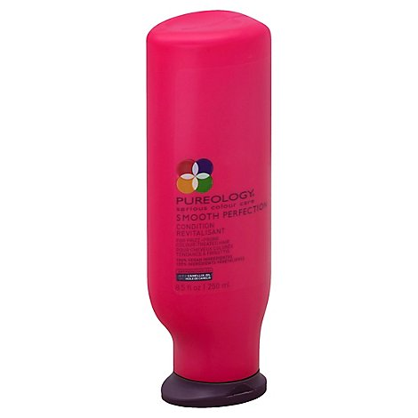 Pureology Smooth Perfection Condition for Frizz-Prone Colour-Treated Hair - 8.5 Fl. Oz.