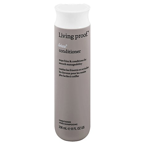 Living Proof No Frizz Cond - 8 Oz