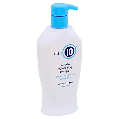 Its A Ten Vol Shampoo - 10 Fl. Oz.