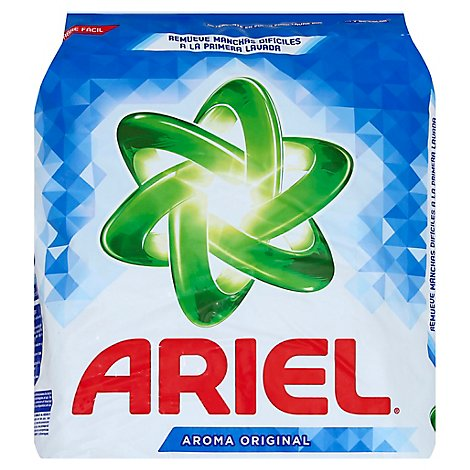 Ariel Laundry Detergent Original Bag - 11.02 Lb