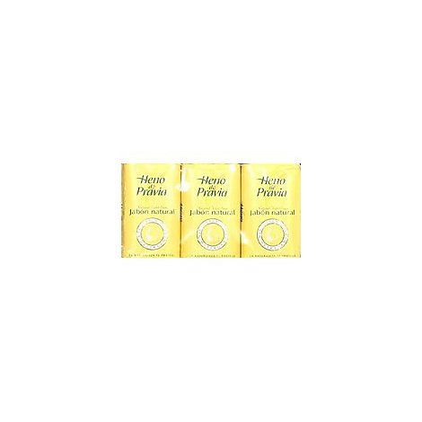 Heno De Pavia Soap - 3 Count