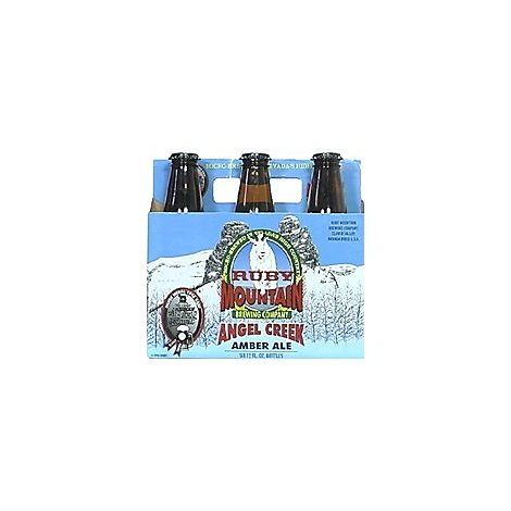 Ruby Mtn Angel Creek Amber Ale - 6-12 Fl. Oz.