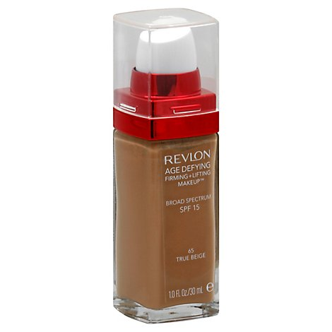 Revlon Age Defy Firm Make Up True Beige - 1 Oz