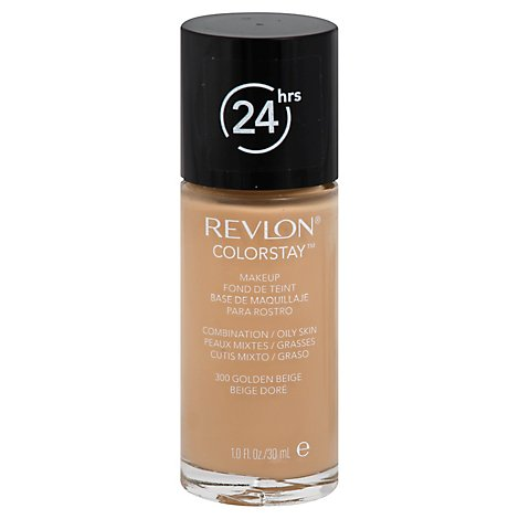 Revlon Color Stay Make Up Gold Beige - 1 Oz