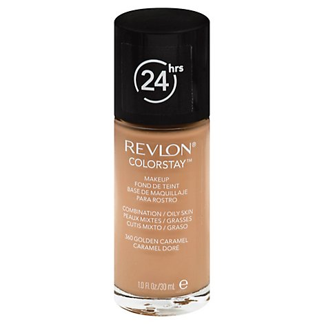 Revlon Color Stay Make Up Carmel - 1 Oz