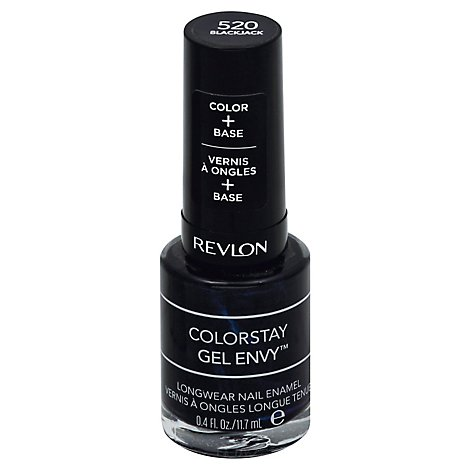 Rev C/S Nail Enamel Lackjack - .4 Fl. Oz.
