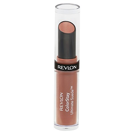 Revlon Color Stay Ultimate Suede Lip Runway - .09 Oz