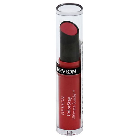 Revlon Color Stay Ult Suede Lip Coutre - .09 Oz