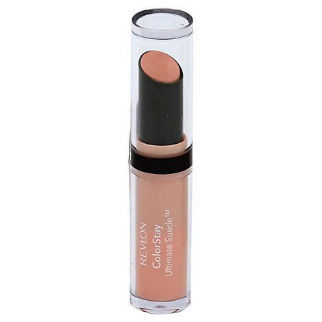 Revlon Color Stay Ult Suede Late Viewing - .09 Oz