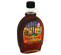 Coombs Maple Syrup Orgnc Grd - 12 Fl. Oz.
