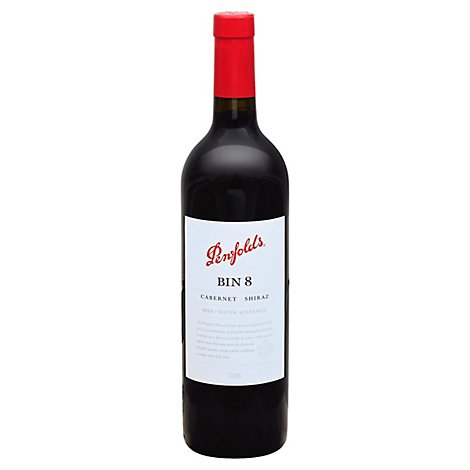 Penfolds Bin 8 Cabernet Shiraz Wine - 750 Ml