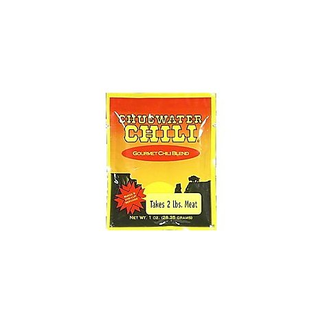 Chugwater Chili Blend Gourmet Chili - 1 Oz