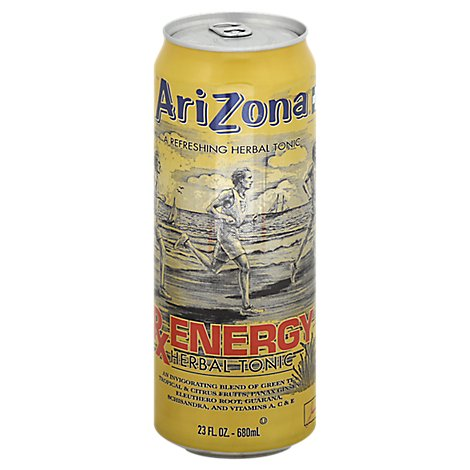 AriZona Herbal Tonic Rx Energy - 23 Fl. Oz.