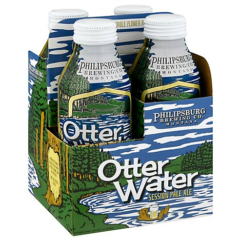 Philipsburg Otter Water - 4-16 Fl. Oz.