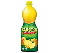 ReaLemon Juice Lemon - 32 Fl. Oz.