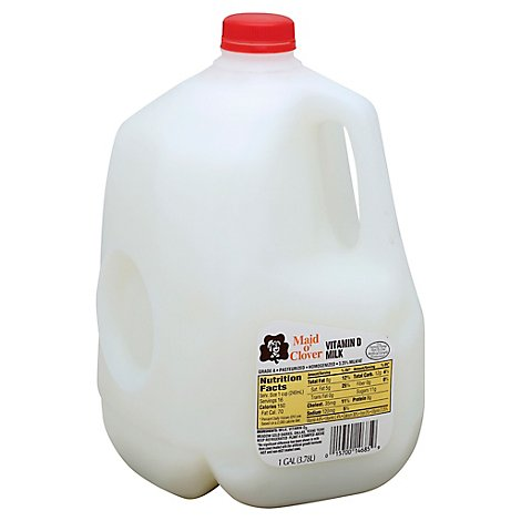 Maid O Clover Vit D Milk - Gallon