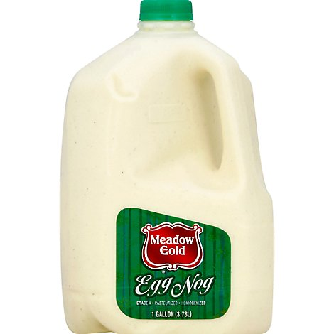Mg Egg Nog - Gallon
