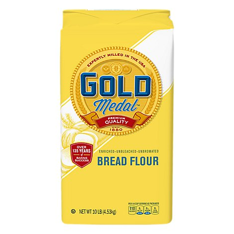 Gold Medal Flour Specialty Better For Bread - 10 Lb