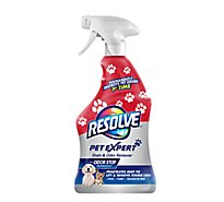Resolve Stain Remover Carpet Cleaner Pet - 22 Fl. Oz.