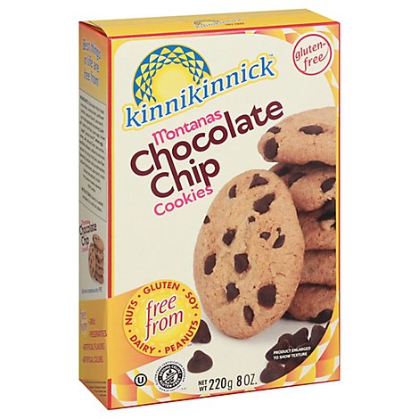 Kinnikinni Cookie Mt Chcchp - 8 Oz