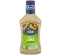 Kraft Dressing Zesty Lime Vinaigrette - 16 Fl. Oz.