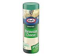 Kraft Grated Parmesan Cheese - 3 Oz