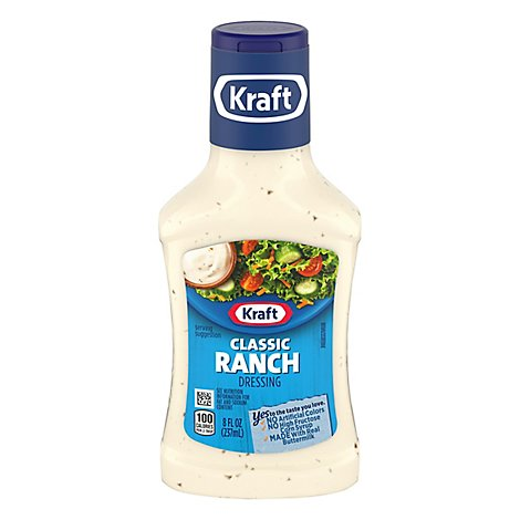 Kraft Dressing Classic Ranch - 8 Fl. Oz.