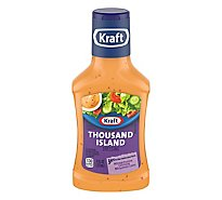 Kraft Dressing Thousand Island - 8 Fl. Oz.