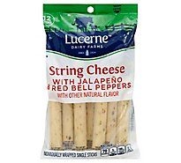 Lucerne Cheese Sticks Jalap - 10 Oz