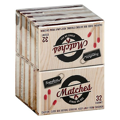 Signature SELECT/Home Matches Penny - 10-32 Count