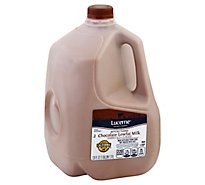 Lucerne Milk Chocolate Lowfat 1% - Gallon