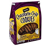 Fresh Baked Signature Select Chocolate Chip Cookies - 18 Count