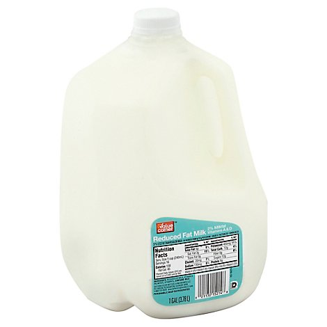 Value Corner Milk 2% Low Fat - 1 Gallon